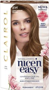 clairol nice n easy permanent hair color