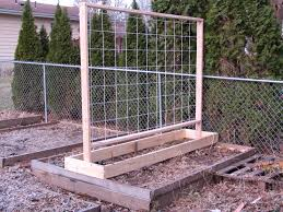 Small Picture 2011 Garden Trellis Design for my Raised Beds Tomato trellis