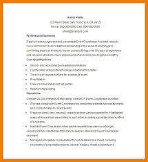 9 10 Wedding Planner Resume Sample 2l2code Com