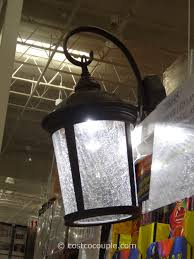 incredible outdoor led lantern lights home with regard to costco idea 12