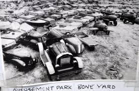 amusement park junkyard