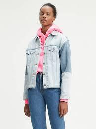 Женщинам <b>Джинсовые Куртки</b> | Levi's® RU