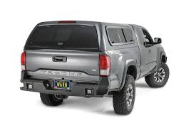 NEW: WARN Ascent '16-'17 Tacoma Bumpers | IH8MUD Forum