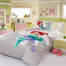 comforter sets for toddler beds mermaid bedding girly all modern 11