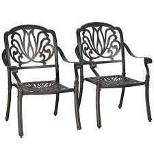 wrought iron swivel rocker patio chairs