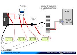 9 pin trailer plug wiring diagram pleasing 12n 12s boulderrail org Caravan Towing Plug Wiring Diagram caravan fridge circuit tracing a fault pleasing 12n 12s wiring caravan towing socket wiring diagram