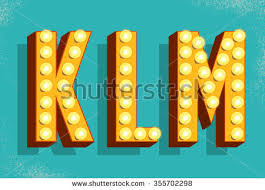 stock vector vector retro letters with light bulbs old vintage style marquee letters k l m