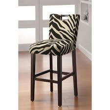 29 inch bar stools. Zebra Print 29 Inch Upholstered Bar Stool All About The House By Inside Stools Decorations 14