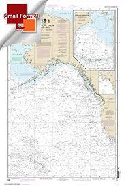 Ocean Pacific Size Chart Amazon Com Paradise Cay Publications Noaa Chart 50 North