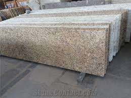 new venetian gold granite countertops kitchen island tile backsplash