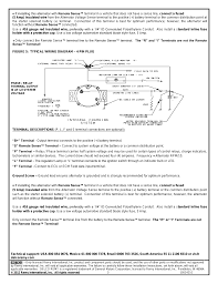 delco remy si alternator wiring delco image remy 28si alternator user manual page 3 6 also for 24si on delco remy 24si alternator