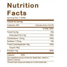 dunkin donuts espresso iced coffee nutrition facts