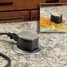 pop up receptacle. Contemporary Pop Hubbell Introduces First PopUp Receptacle UL Listed For Countertops Inside Pop Up R