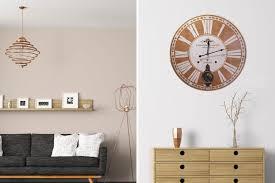 Hamilton wall clock Chronograph James Hamilton Wall Clock Slate Rose James Hamilton Wall Clock Brown And White Wall Clocks Slate Rose