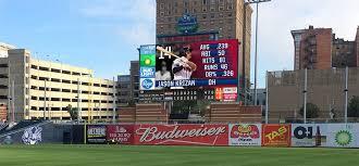 Fifth Third Field Adds New Video Displays Ballpark Digest