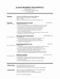 Resumes 2016 Templates Proper Resume Format 2016 Unique Lovely Pr