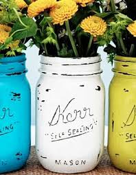 How To Use Mason Jars For Decorating 100 Creative Decorative Uses for Mason Jars TIDBITSTWINE 73
