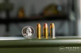 Handgun Ammo Chart Handgun Calibers Definitive Guide Videos Pew Pew Tactical