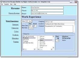 Resume Maker App Best Resume Maker Software Best Sample Free Resume