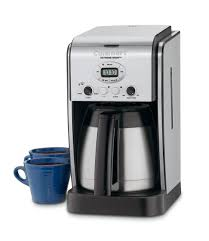 To keep your cuisinart coffee maker in its best condition, you should clean it regularly with some simple household products. Cuisinart Dcc 2750 Extreme Brew 10 Cup Thermal Programmable Coffeemaker Bar Boy Products Inc