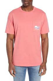 Vineyard Vines Lacrosse Whale Pocket T Shirt Nordstrom