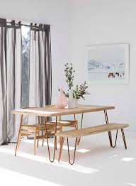Dining Chairs Extraordinary Dining Table Bench Seat Designs Dining Room Table With Bench Seats
