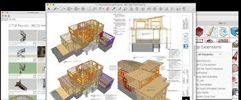 Sketchup Kitchen Design Impressive SketchUp Pro Software Create 48D Model Online SketchUp