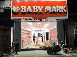 ▷ Hoàn thiện dự án lắp kệ siêu thị mẹ và bé tại Hưng Yên