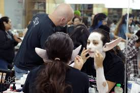 4 monster special make up effects 6 rabbit mirror 7