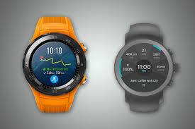 Huawei Watch 2 vs. LG Watch Sport