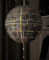 Transform A Simple Ikea Lamp Into A Mini Death Star Feel Your Tempo