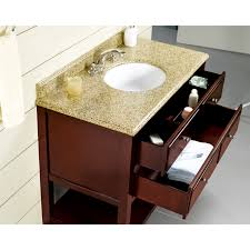 42 Bathroom Vanity Ove Decors Berlin 42 Single Bathroom Vanity Set Reviews Wayfair