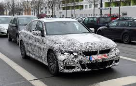 Sport Series 3 series bmw : 2019 BMW 3 Series Prototype Shows Production Design, Looks Like ...