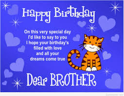 Awesome Happy Birthday Cousin Brother Quotes