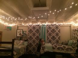 dorm lighting ideas. christmas lights in my dorm gardner hall at abilene christian university lighting ideas