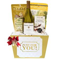 rodney strong chardonnay just for you gift set
