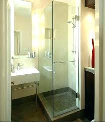 tiny home shower tiny shower stall small shower stalls one piece ideas to maximizing your bathroom