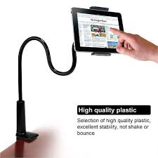 <b>Universal Flexible Desktop Holder</b> Long Arm Lazy Mount Bracket ...