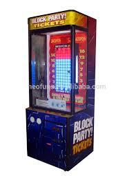 Stacker Vending Machine Enchanting Block Party Stacker Redemption Machine Block Party Stacker