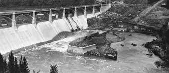 Glenmore Dam Saves City Calgary Flood Story