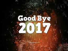 Image result for Goodbye 2017