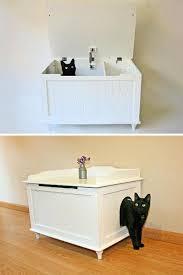 Decorative Cat Litter Box Covers Cat Litter Box Furniture Litter Box Covers for Cats 73