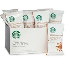 Starbucks medium roast ground coffee — breakfast blend — 100% arabica — 1 bag (20 oz.) 15,516 $9 29 ($0.46/ounce) Coffee Etc Starbucks Coffee Breakfast Blend 2 1 2 Packet 18 Box Coffeeup Com