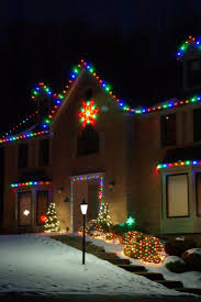 while white string lights are the most common color for outdoor lights color can