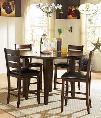 round dining room sets for small spaces