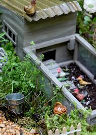 Small Picture How to Make a Miniature Fairy Garden in a Container HGTV