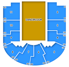 Disney On Ice Manchester Seating Plan