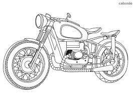 Coloring pages motorcycle coloring pages free and printable. Motorcycles Coloring Pages Free Printable Motorcycle Coloring Sheets