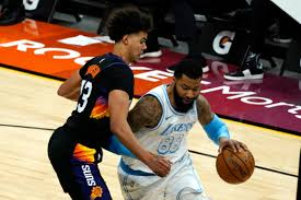 The lakers should expect more of the same in tuesday's game 2 at 7 p.m. Lebron Less Lakers No Match For Suns Orange County Register