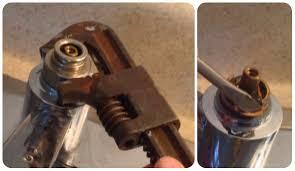 Replacing A Kitchen Faucet Replacing A Moen 1225 Kitchen Faucet Cartridge Lets Tap That